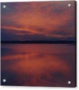 Mottled Sky Acrylic Print