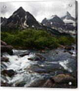 Mount Assiniboine Canada 15 Acrylic Print