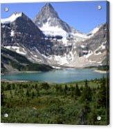 Mount Assiniboine Canada 16 Acrylic Print