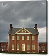 Mount Clare Mansion Acrylic Print