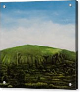 Mount Coolum Acrylic Print