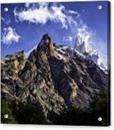 Mount Fitz Roy 3 Acrylic Print