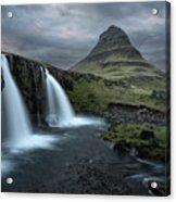 Mount Kirkjufell Iceland Acrylic Print