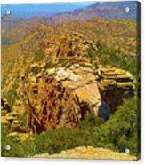 Mount Lemmon II Acrylic Print