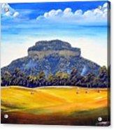 Mount Lindesay,australia Acrylic Print