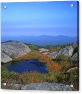 Mount Monadnock Summit Pond Acrylic Print