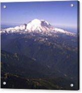 Mount Rainier Washington State Acrylic Print