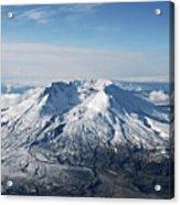Mount St. Helens 0005 Acrylic Print