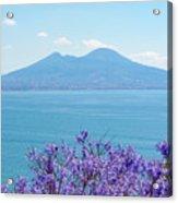 Mount Vesuvius 1 Acrylic Print