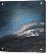 Mount Washington Sunrise Acrylic Print