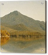 Mount Whiteface From Lake Placid Acrylic Print