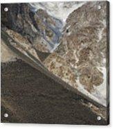 Mountain Abstract Acrylic Print