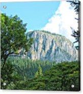 Mountain Charm Acrylic Print