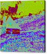 Mountain House Dd4 Acrylic Print