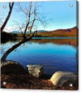 Mountain Lake Chocorua Acrylic Print