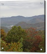 Mountain Landscape 5 Acrylic Print