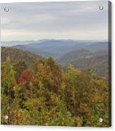 Mountain Landscape 6 Acrylic Print