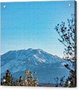 Mountain Majestic Acrylic Print