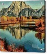 Mountain Majesty Acrylic Print