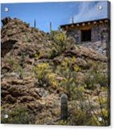 Mountain Overlook Acrylic Print