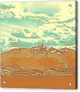 Mountain Range 2 Acrylic Print
