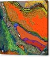 Mountain Series 9 Acrylic Print