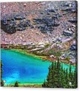 Mountain Tarn Acrylic Print