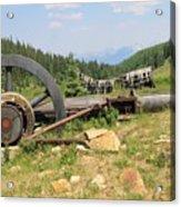 Mountain Treasures 2 Acrylic Print