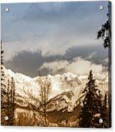 Mountain Vista Acrylic Print