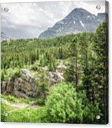 Mountain Vistas Acrylic Print