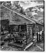 Mountain Workshop Acrylic Print