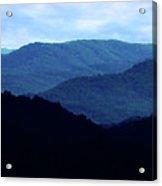 Mountains #27 Acrylic Print