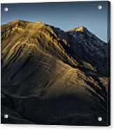 Mountains In Argentina Acrylic Print