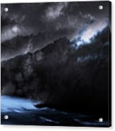 Mountains Of The Blue Ridge Acrylic Print