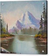 Mountaintop Acrylic Print