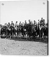 Mounted Guard, 1921 Acrylic Print