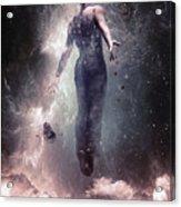 Mourning Star Acrylic Print
