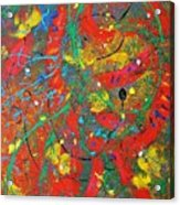 Movement Acrylic Print