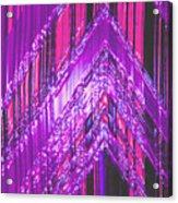 Moveonart Amplify Your Creativity One Acrylic Print
