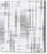 Moveonart Clear Creative Acrylic Print
