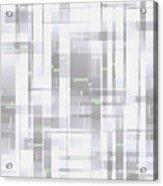 Moveonart Clear Creative Technology Acrylic Print