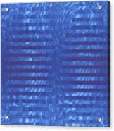 Moveonart Codeblue Acrylic Print