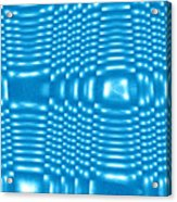 Moveonart Future Texture 8 Acrylic Print