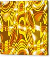 Moveonart New Composition 1 Acrylic Print