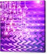 Moveonart New Dreamers City 3 Acrylic Print