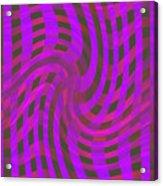 Moveonart Newwavezone Acrylic Print
