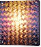 Moveonart Rejoicejesusisalive Acrylic Print