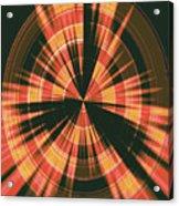 Moveonart Spiritual Radar Acrylic Print