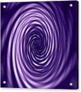 Moveonart Swirlinglight Acrylic Print