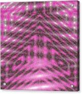 Moveonart Textured Dimensions 1 Acrylic Print